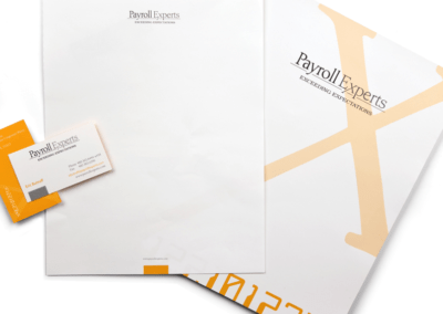 Payroll Experts - Identity Materials