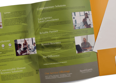 Payroll Experts - Sales Brochure
