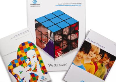Boys & Girls Clubs of Arizona - Marketing Materials