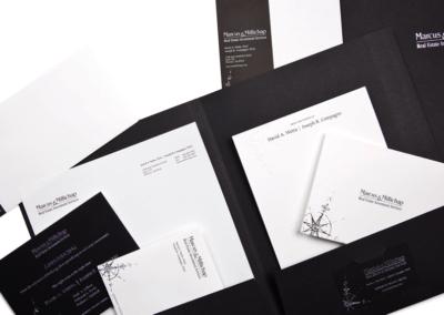 Marcus & Millichap - Identity Materials