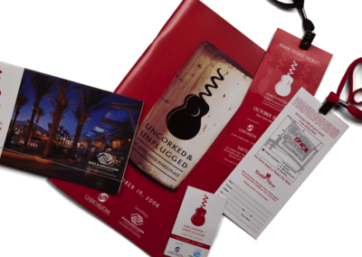 Boys & Girls Clubs of Arizona - Event Materials