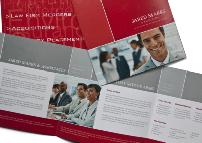 Jared Marks & Associates - Brochure