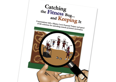 Catching the Fitness Bug and Keeping It - Book Cover