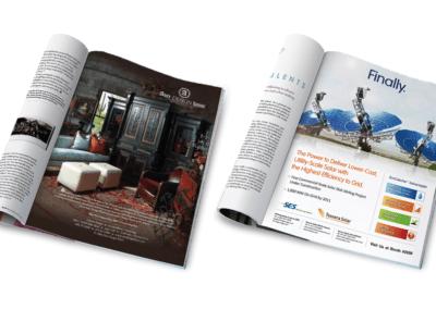Design Hause & SES - Advertising