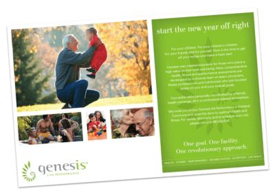 Genesis - Advertising